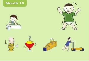 10 mois_Développement de bébé