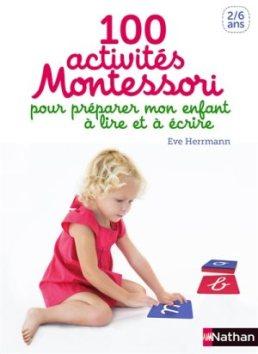 100 activités Montessori - NATHAN