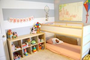 Aménagement de la chambre de votre enfant – Montessori à la maison